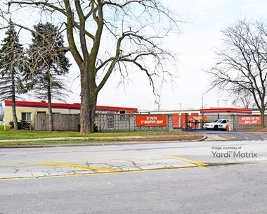 Storage Units for Rent available at 8050 McCormick Blvd, Skokie, IL 60076 Photo Gallery 1