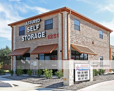 Storage Units for Rent available at 1251 West Exchange Pkwy, Allen, TX 75013 Photo Gallery 1