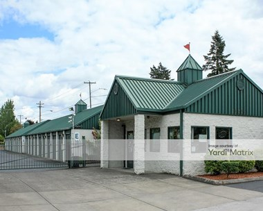 Storage Units for Rent available at 14229 SE Division Street, Portland, OR 97236 Photo Gallery 1