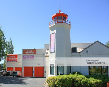 Storage Units for Rent available at 8437 SW Barbur Blvd, Portland, OR 97219 Photo Gallery 1