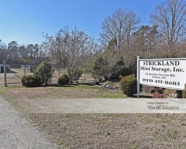 Storage Units for Rent available at 55 Jordan Narron Road, Selma, NC 27576 Photo Gallery 1