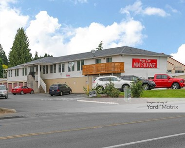 Storage Units for Rent available at 7208 NE Hazel Dell Avenue, Vancouver, WA 98665 Photo Gallery 1