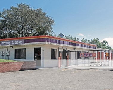 Storage Units for Rent available at 979 Lane Avenue South, Jacksonville, FL 32205 Photo Gallery 1