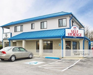 Storage Units for Rent available at 9165 Washington Blvd, Laurel, MD 20723 Photo Gallery 1