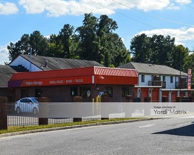 Storage Units for Rent available at 3010 South Crater Road, Petersburg, VA 23805 Photo Gallery 1