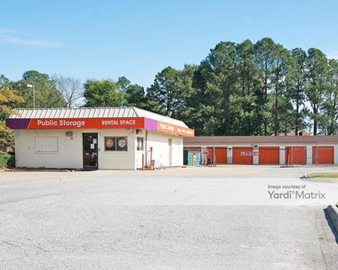 Storage Units for Rent available at 1332 Kempsville Road, Virginia Beach, VA 23464 Photo Gallery 1