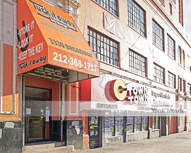 Storage Units for Rent available at 3318 Broadway, New York, NY 10031 Photo Gallery 1