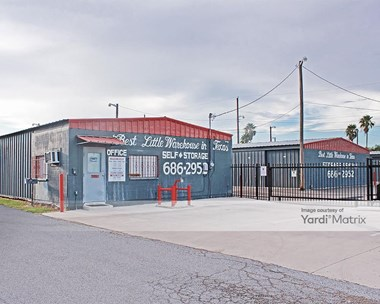 Storage Units for Rent available at 2305 North Mccoll Road, Mcallen, TX 78501 Photo Gallery 1