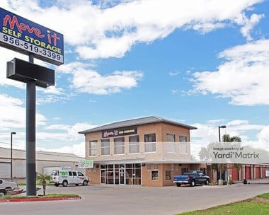 Storage Units for Rent available at 2545 East Griffin Pkwy, Mission, TX 78572 Photo Gallery 1