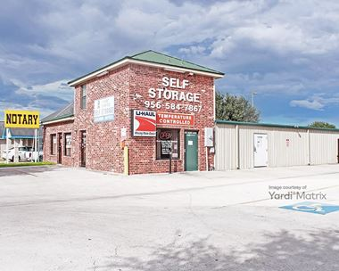 Storage Units for Rent available at 208 Diamond Street, La Joya, TX 78560 Photo Gallery 1
