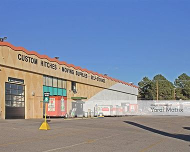Storage Units for Rent available at 4020 San Mateo NE, Albuquerque, NM 87110 Photo Gallery 1