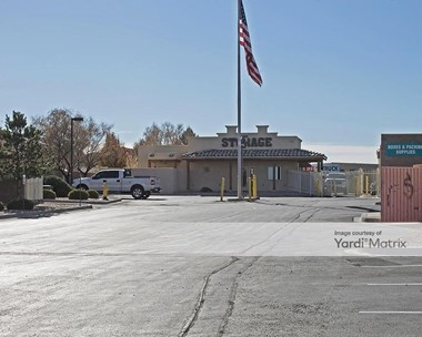 Storage Units for Rent available at 6500 Paradise Blvd NW, Albuquerque, NM 87114 Photo Gallery 1