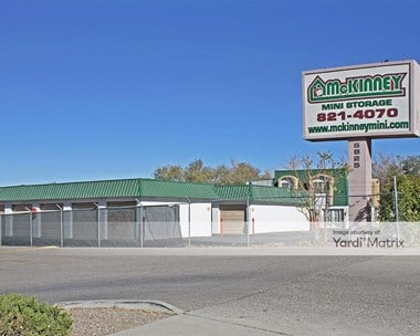Storage Units for Rent available at 5825 Mckinney Drive NE, Albuquerque, NM 87109 Photo Gallery 1