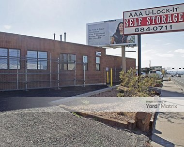 Storage Units for Rent available at 2200 Candelaria Road NE, Albuquerque, NM 87107 Photo Gallery 1
