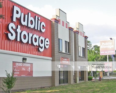 Storage Units for Rent available at 3413 West Hillsborough Avenue, Tampa, FL 33614 Photo Gallery 1