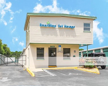 Storage Units for Rent available at 9823 West Hillsborough Avenue, Tampa, FL 33615 Photo Gallery 1