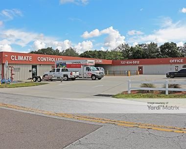 Storage Units for Rent available at 1930 North Pinellas Avenue, Tarpon Springs, FL 34689 Photo Gallery 1