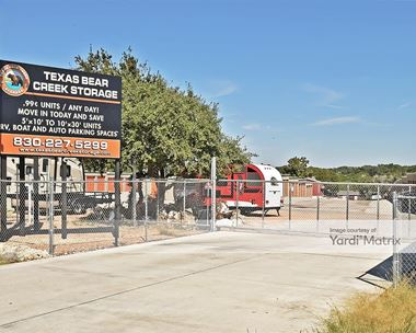 Storage Units for Rent available at 1936 FM 2722, New Braunfels, TX 78132 Photo Gallery 1