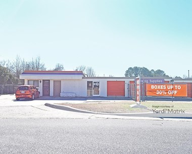 Storage Units for Rent available at 3500 Maitland Drive, Raleigh, NC 27610 Photo Gallery 1