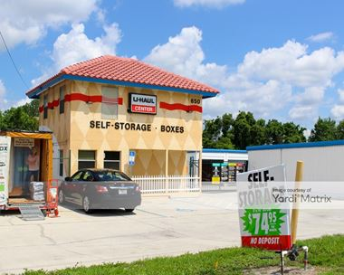 Storage Units for Rent available at 650 North Ronald Reagan Blvd, Longwood, FL 32750 Photo Gallery 1