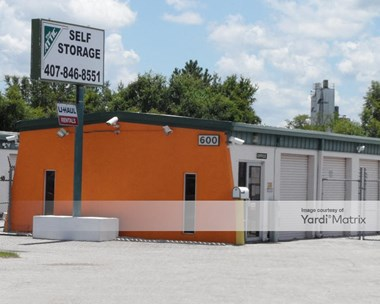 Storage Units for Rent available at 600 East Donegan Avenue, Kissimmee, FL 34744 Photo Gallery 1