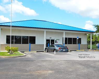 Storage Units for Rent available at 270 Malabar Road SW, Palm Bay, FL 32907 Photo Gallery 1