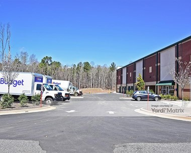 Storage Units for Rent available at 180 Newspaper Way, Holly Springs, NC 27540 Photo Gallery 1