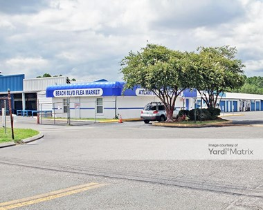 Storage Units for Rent available at 11041 Beach Blvd, Jacksonville, FL 32246 Photo Gallery 1