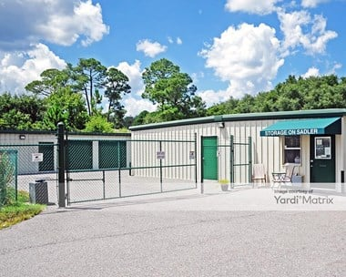 Storage Units for Rent available at 2137 Sadler Road, Fernandina Beach, FL 32034 Photo Gallery 1