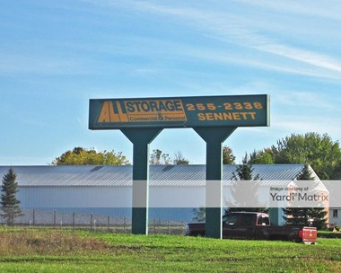 Storage Units for Rent available at 450 Grant Avenue, Auburn, NY 13021 Photo Gallery 1
