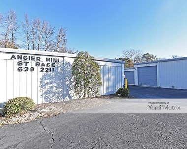 Storage Units for Rent available at 400 West Depot Street, Angier, NC 27501 Photo Gallery 1