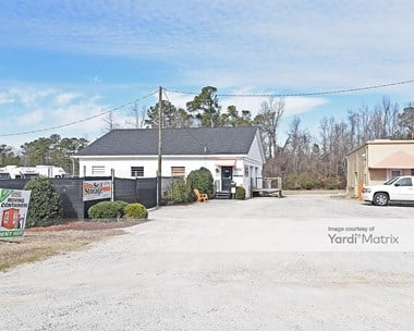 Storage Units for Rent available at 3610 Benson Road, Garner, NC 27529 Photo Gallery 1