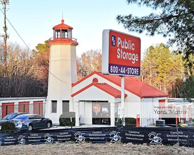 Storage Units for Rent available at 5602 Capital Blvd, Raleigh, NC 27616 Photo Gallery 1