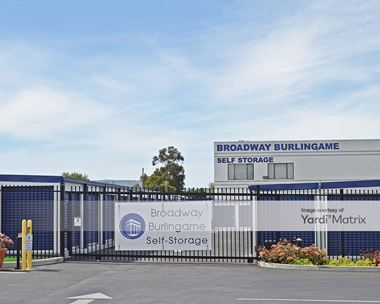Storage Units for Rent available at 1070 Broadway, Burlingame, CA 94010 Photo Gallery 1