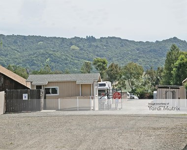 Storage Units for Rent available at 3468 Brooks Avenue, Santa Rosa, CA 95407 Photo Gallery 1