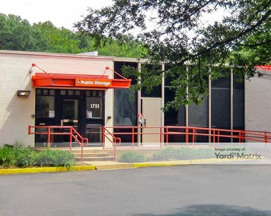Storage Units for Rent available at 1751 Old Meadow Road, Mclean, VA 22102 Photo Gallery 1