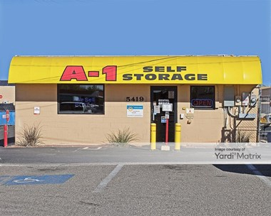 Storage Units for Rent available at 5419 Academy Road NE, Albuquerque, NM 87109 Photo Gallery 1