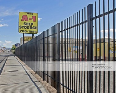 Storage Units for Rent available at 7610 Central Avenue SE, Albuquerque, NM 87108 Photo Gallery 1