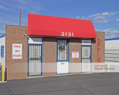 Storage Units for Rent available at 3131 Candelaria Road NE, Albuquerque, NM 87107 Photo Gallery 1