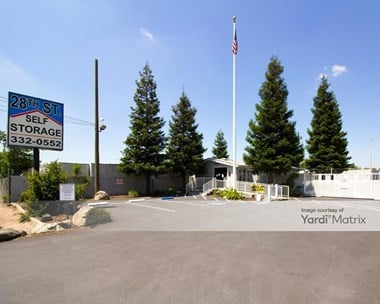Storage Units for Rent available at 7029 28th Street, North Highlands, CA 95660 Photo Gallery 1