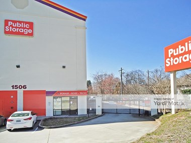 Storage Units for Rent available at 1506 Howell Mill Road NW, Atlanta, GA 30318 Photo Gallery 1