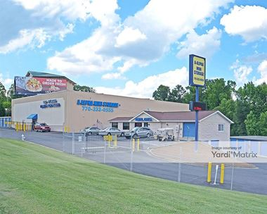 Storage Units for Rent available at 4757 South Cobb Drive, Smyrna, GA 30080 Photo Gallery 1
