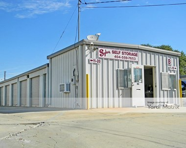 Storage Units for Rent available at 1495 Willingham Drive, Atlanta, GA 30344 Photo Gallery 1