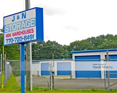 Storage Units for Rent available at 260 Bart Manous Road, Canton, GA 30115 Photo Gallery 1