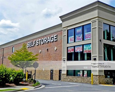 Storage Units for Rent available at 125 Highland Village Drive, Woodstock, GA 30188 Photo Gallery 1