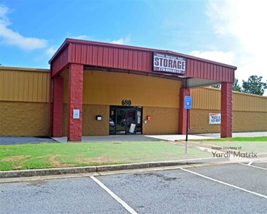 Storage Units for Rent available at 680 Mcpherson Road, Lithia Springs, GA 30122 Photo Gallery 1