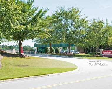 Storage Units for Rent available at 410 Dividend Drive, Peachtree City, GA 30269 Photo Gallery 1