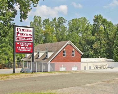 Storage Units for Rent available at 305 Canton Road, Cumming, GA 30040 Photo Gallery 1