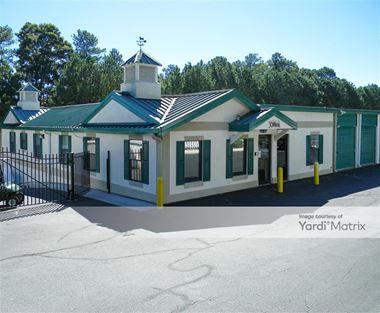 Storage Units for Rent available at 2860 Holcomb Bridge Road, Alpharetta, GA 30022 Photo Gallery 1