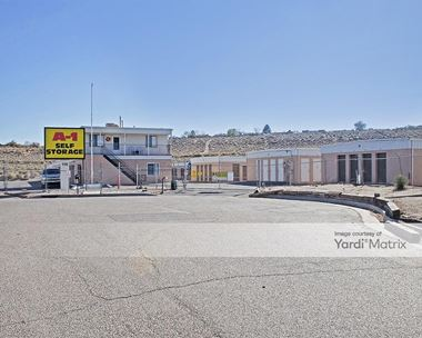 Storage Units for Rent available at 116 Industrial Park Place NE, Albuquerque, NM 87124 Photo Gallery 1